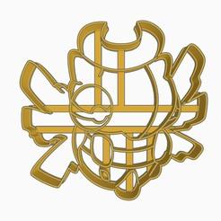 Shedinja1.jpg Descargar archivo STL Shedinja Cookie Cutter Pokemon Anime Chibi  • Plan de la impresora 3D, Negaren