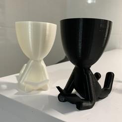 Download 3D printing designs Vase Robert Plant Decoration 35 Models different, jefferart
