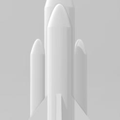 Download free STL file Space Shuttle • Design to 3D print, davlasvegas