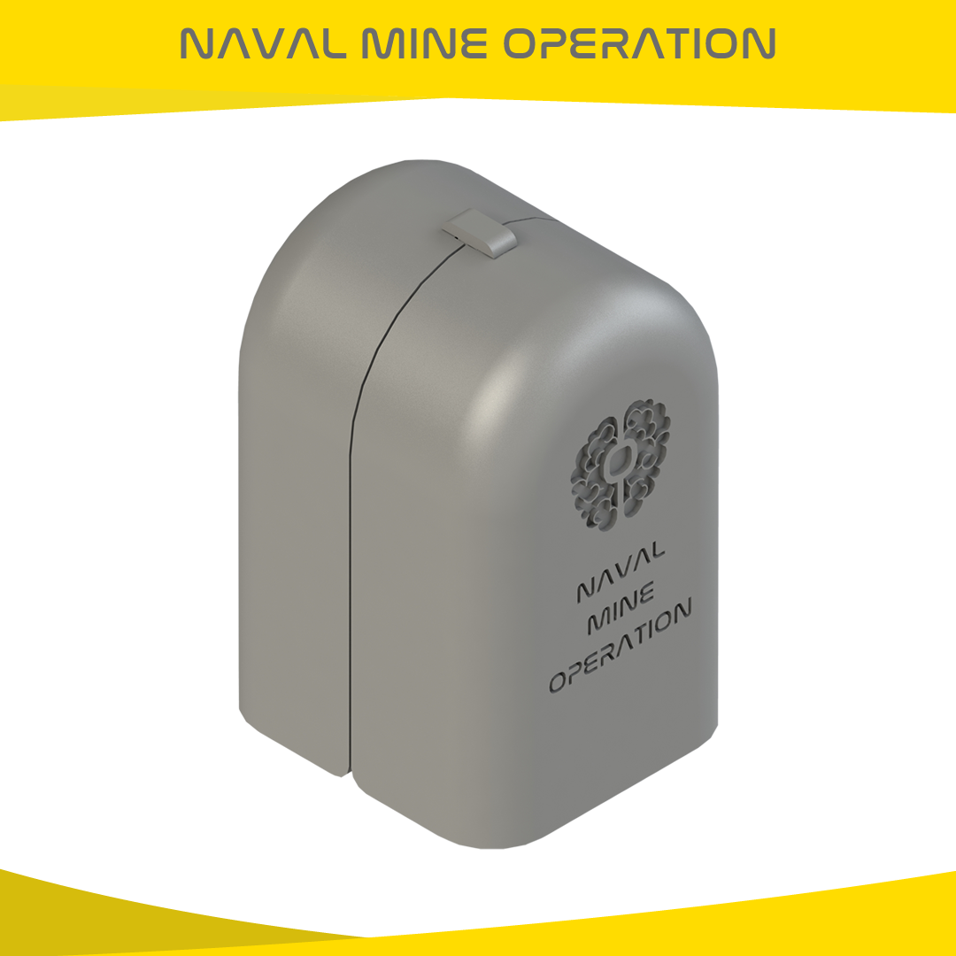 1.png Download STL file NAVAL MINE OPERATION • 3D print model, onlojik
