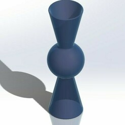Screenshot_1.jpg Download STL file Stockholm Bon Bon Vase • 3D printing object, wamonuop