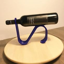 Télécharger fichier STL BAND Porte-bouteille de vin • Design à imprimer en 3D, the3dsmith