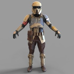 2.20.jpg Download STL file Star Wars Shoretrooper Wearable Armor • Object to 3D print, 3dprintuniverse