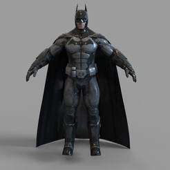 untitled.917.jpg Download STL file Batman Arkham Origins Full Armor Wearable • 3D printer model, 3dprintuniverse