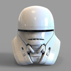 Download 3D print files Star Wars Jet Trooper Helmet Part Wearable, 3dprintuniverse