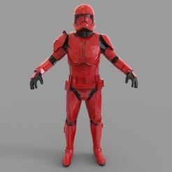 1.71.jpg Download STL file Star Wars Imperial Sith Trooper Wearable Armor • 3D print design, 3dprintuniverse