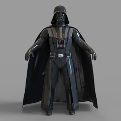 _untitled.2321 — копия (9).jpg Download STL file Star Wars Darth Vader Full Armor • 3D printer object, 3dprintuniverse