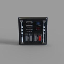 _untitled.2379 — копия (2).jpg Télécharger fichier STL Coffre Dark Vador de Star Wars • Modèle à imprimer en 3D, 3dprintuniverse
