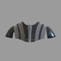 _untitled.2359 — копия (2).jpg Télécharger fichier STL L'épaule de Dark Vador de Star Wars • Objet pour imprimante 3D, 3dprintuniverse