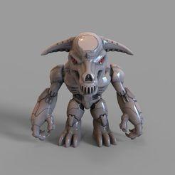 doom-eternal-icon-of-sin-toy-stl-3d-model-stl.jpg Download STL file Doom Eternal Icon Of Sin Toy STL 3D print model • 3D printable object, 3dprintuniverse