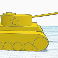 Capture.PNG Télécharger fichier STL gratuit Tank • Objet imprimable en 3D, JYocum0023