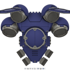 grav dude.png Download free STL file Jetpacks For Space Vanguard Infantry • 3D printable model, oh_my_godable