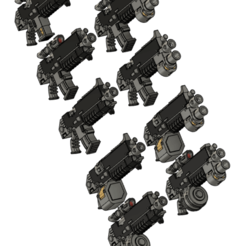 bolters.png Download free STL file High Caliber Rifles For Space Infantry • 3D printing object, oh_my_godable
