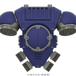 dude who can charge.png Download free STL file Space Heavy Infantry Power Backpacks • 3D printer object, oh_my_godable