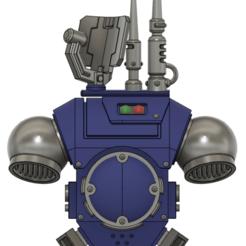 radar dude.png Download free STL file Space Saboteurs` Power Backpacks • 3D print model, oh_my_godable