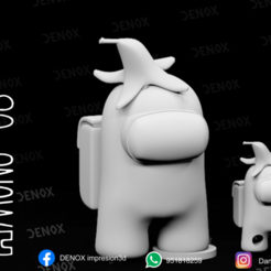 amgus2.png Download STL file love us character • 3D print object, danxtive