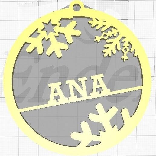 Download free STL file Christmas tree ball • Design to 3D print, EA2LEDQN