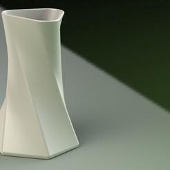 florero.JPG Download STL file ROTATING VASE • 3D printer template, joaquinverdolini