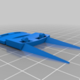 Download free STL file Sticky trap holder • 3D printing template, TooMuchFilament