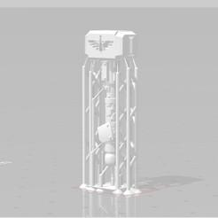 Download free STL file Dark Angel Thunder Hammer • 3D printer model, DarkApostle