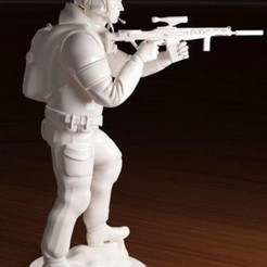Download free 3D printing models Soldier, ericsira3011