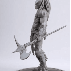 Download free 3D printer designs Predator, ericsira3011