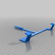 Télécharger fichier STL gratuit Support mural pour tablette • Plan pour imprimante 3D, domincdoom