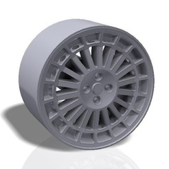 Download STL Speedline Montecarlo RIM - print model 3D print model, albertdt