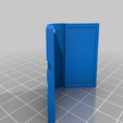 Download free 3D printing designs Photo/Container Book Keychain, AVieira