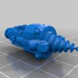 c-beamer-emitter.png Download free STL file Guardian Armor Conversion Inator • 3D printable model, PeCeT