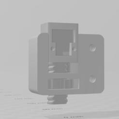 Descargar archivo 3D Endstop del eje Z ajustable [Nueva versión], 3D-A-Team-makers