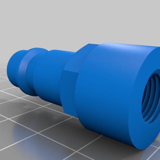 adattatore_pneumatico.png Download free STL file Pneomatics adaptor • 3D printing model, not1996