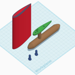 Hand_Airfoil_for_Out-the-Car-Window-Playing_-_1.png Download free STL file Hand Wing • 3D printer object, CARoss