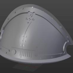 shoulder.png Download free STL file Ultra smooth shoulder for royal chevaliers • 3D printer object, Jojoba