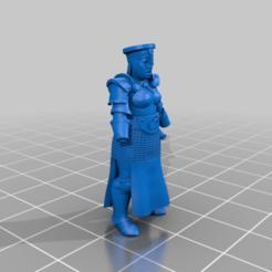 matriarca.png Download free STL file Sisterhood Matriarch • 3D print object, Jojoba