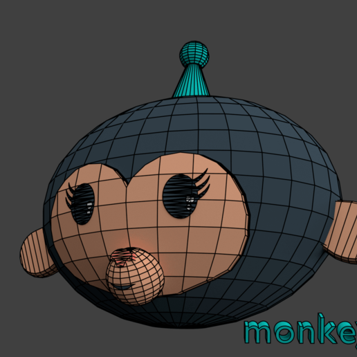 preview2.png Download free OBJ file monkeyBOT • 3D printable design, monkeyBOT