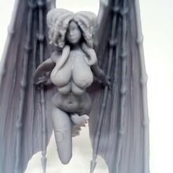IMG_20201221_164511.jpg Download free STL file Venus of Slannesh • Template to 3D print, Spalla420