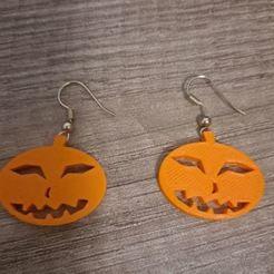 citrouilles2.JPG Télécharger fichier STL gratuit Citrouilles d'Halloween • Plan pour imprimante 3D, jmdag