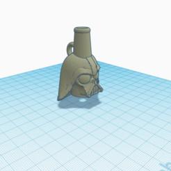 vader.png Télécharger fichier STL Shisha Cachimba Dark Vader Mouthpiece • Objet à imprimer en 3D, Miralles