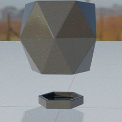A6.JPG Télécharger fichier STL gratuit Vase à plantes avec stockage caché pour l'excès d'eau • Modèle pour imprimante 3D, Black_Box_Home
