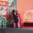 Download free STL file Moai statue -No overhang • 3D print model, smoking_rubber
