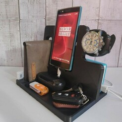 photo_2021-01-14_14-23-38.jpg Télécharger fichier STL Organisateur de bureau • Modèle pour imprimante 3D, 3DEioszd