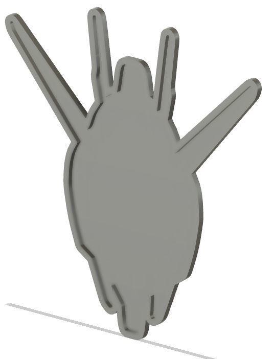 freedom 2.JPG Download free STL file Strike freedom gundam • Model to 3D print, 3DEioszd