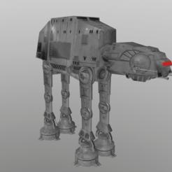 Imprimir en 3D AT-AT-WALKER, ericpr23