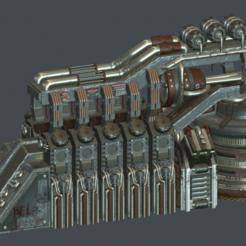 Imprimir en 3D Laboratory Generator, ericpr23