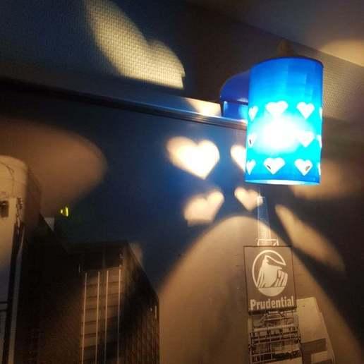 Télécharger fichier STL gratuit lampe qui s'accroche sur un tableau • Plan à imprimer en 3D, printnet