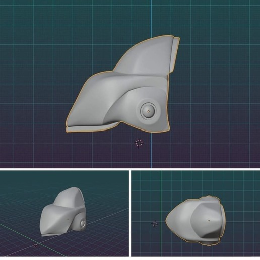 Télécharger objet 3D gratuit Les épaules de Magitech, Discordant_Iguana