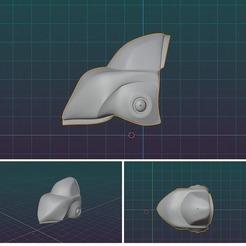 Download free 3D printer designs Magitech Shoulders, Discordant_Iguana