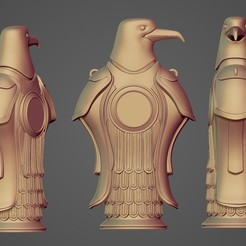 Download 3D printer templates Murder of Crows 3D print model, CrazyCraft