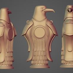 Descargar archivos 3D Asesinato de los Cuervos Modelo de impresión en 3D, CrazyCraft